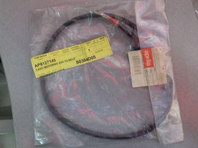 Cablaggio Rele - Mot. Avviamento AP8127145