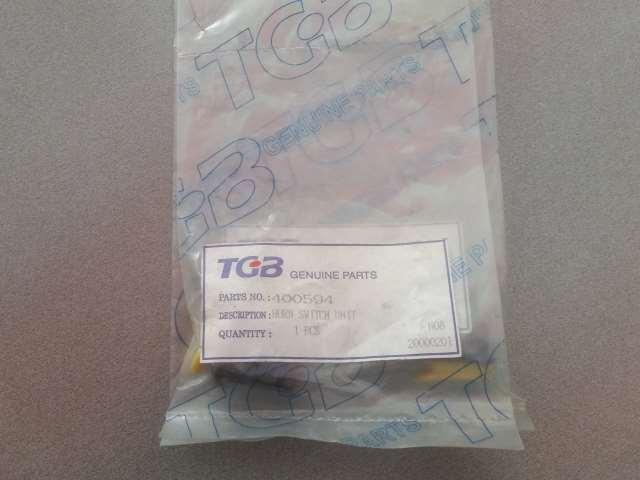 Pulsante Clacson TGB 400594