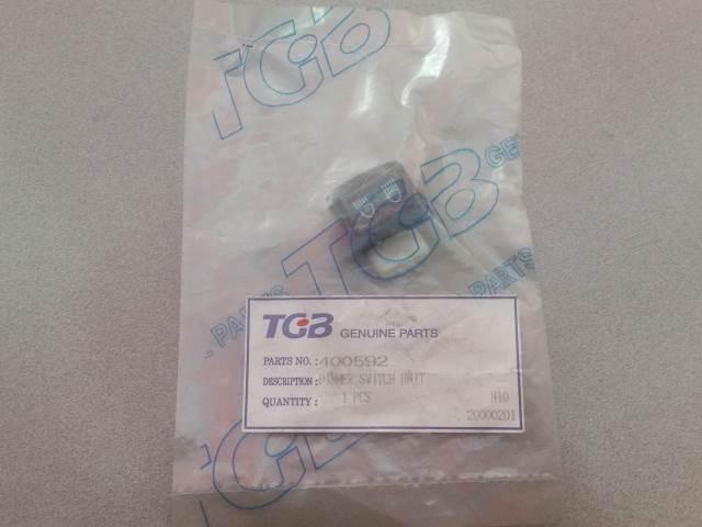 Pulsante Deviatore Luci TGB 400592