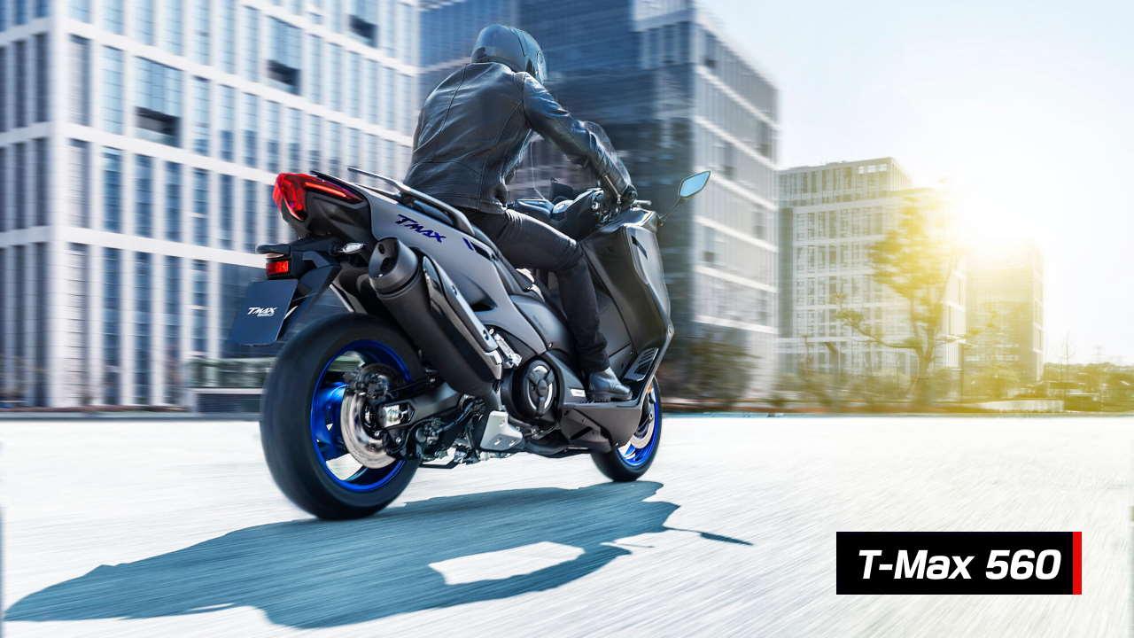 Yamaha T-Max 560 2021